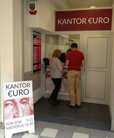Kantor EURO
